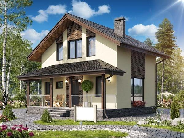 Дом из бетона купить технологический процесс укладки и уплотнения бетонной смеси