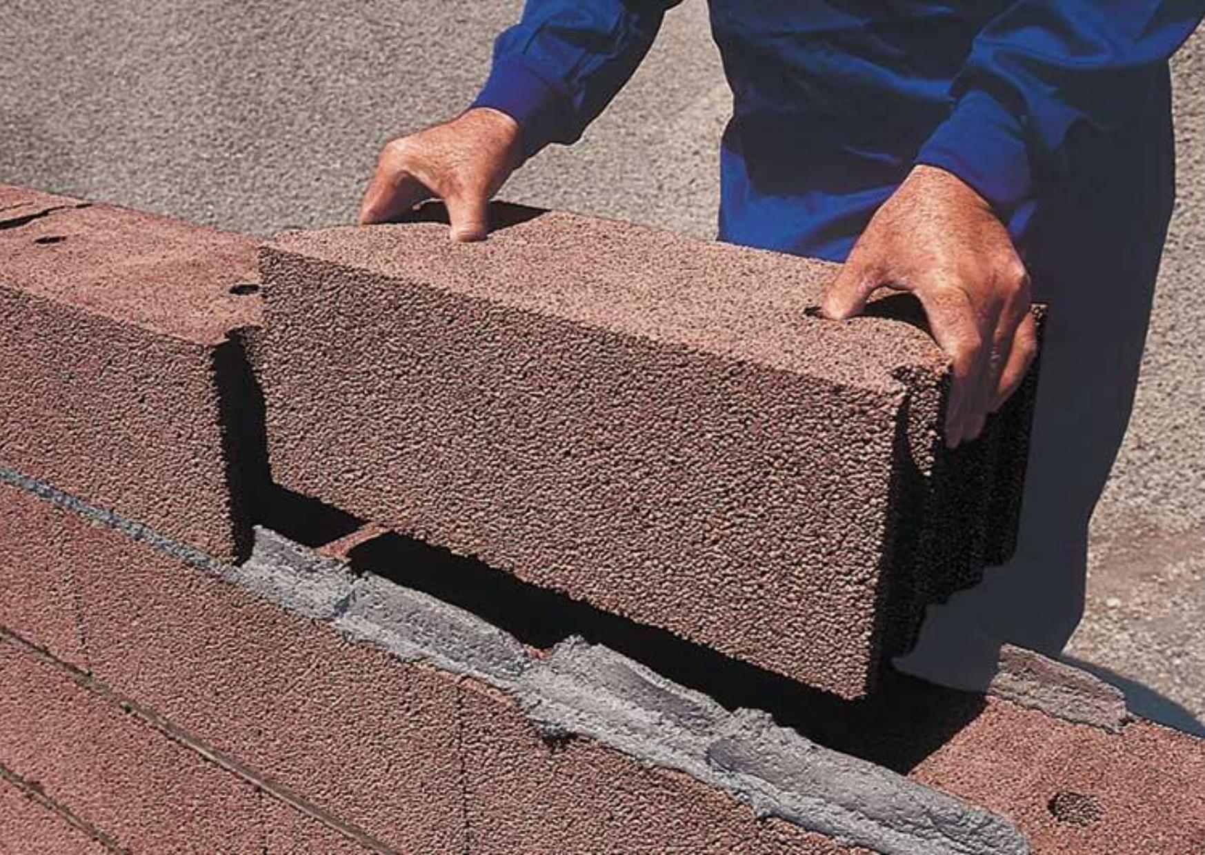 Строительство дома из пемзы